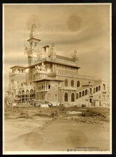 AHSP - Acervo fotográfico do Arquivo Histórico de São Paulo, Palácio das Industrias 1919