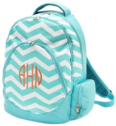 Chevron Book Bag Back to School by AtlantaWholesalers on Etsy, $22.00