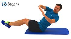 8 Minute Abs Workout - Quick Abs and Obliques Workout - Fitness Blender