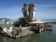 Forbes Island Restaurant in San Francisco, CA