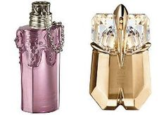Thierry Mugler Les Liqueurs de Parfums, Womanity and Alien  limited editions 2013