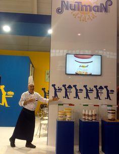 Il grande maestro gelatiere Gabriele Maggiorelli!!