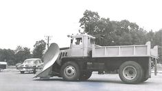 On this #ThrowbackThursday we're going all the way back in time to June of 1961. Check out what our dump trucks looked like back then! #TBT #Trucks #Maryland