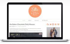 Custom Blog Design for Wordpress & Blogger