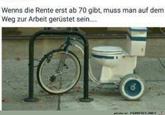 lustiges Bild 'Rente erst ab 70........jpg'- Eine von 20311 Dateien in der Kategorie 'witzige Bilder' auf FUNPOT.