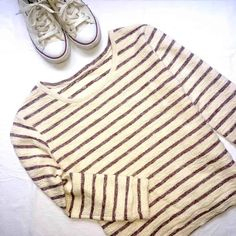 Streifenshirt nähen Nähanleitung Sewing, Pretty, Fabric, How To Make, Tops, Women, Tutorials, Patterns, Fashion