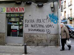 C/ De los Tres Peces 25. Barrio Antón Martín. Madrid. 2015