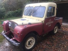 Land Rover Series 1 One 80