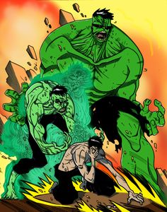 #Hulk #Fan #Art. (Hulk Colors) By: Kykomonoto. (THE * 3 * STÅR * ÅWARD OF: AW YEAH, IT'S MAJOR ÅWESOMENESS!!!™)[THANK Ü 4 PINNING!!!<·><]<©>ÅÅÅ+(OB4E)