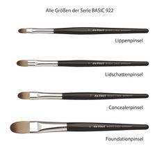 da Vinci Kosmetikpinsel BASIC Serie 922