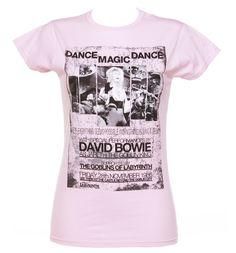 TruffleShuffle Ladies Pink Dance Magic Dance Labyrinth Poster