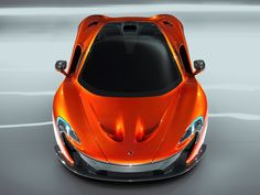 McLaren P1: Every Gorgeous Angle.
