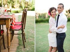 Mexican wedding inspiration shoot / Jason Tey Photography