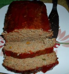 Venison and Bacon Meatloaf - Recipes Venison Meatloaf Recipe, Bacon Meatloaf, Bacon Wrapped Meatloaf, Homemade Meatloaf, Venison Recipes, Meatloaf Recipes, Venison Meals, Meatball Recipes, Homemade Meat Loaf Recipe