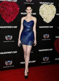 Anne Hathaway - 'Valentine's Day' Los Angeles Premiere - Arrivals 2