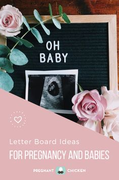 Letter boards are all the rage – they make your maternity, pregnancy and baby photos look instantly hip. Here are some cute letterboard ideas, and where to find them. Pregnancy Humor, Pregnancy Care, First Pregnancy, Baby Letters, Cute Letters, Baby Registry List, Most Hilarious Memes, Trimesters Of Pregnancy, Expecting Baby