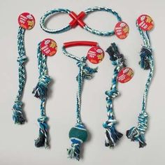 Rope Chew Dog Toys Case Pack 72