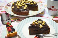 Mi Recetario por Elena Pilar: Pastel de Nutella