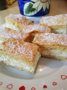 Pehelykönnyű túrós pite | Gotriánné Arany Angéla receptje - Cookpad receptek Hungarian Desserts, Cookie Recipes, Dessert Recipes, Brunch Buffet, Health Eating, Appetizers For Party, Delish, Food And Drink, Sweets