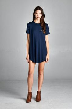The Twiggy is back. This perfect basic is great for layering, but can totally stand alone ;)