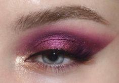 cute eye makeup looks \ eye makeup cute Cute Eye Makeup, Cute Makeup Looks, Purple Eye Makeup, Pretty Makeup, Diy Makeup, Beauty Makeup, Glamour Makeup, Makeup Ideas, Makeup Tips