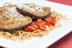 New Photo: Eggplant Parmesan