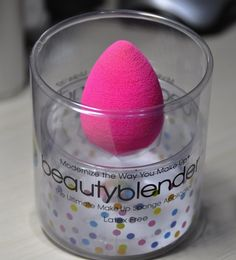 Don't be fooled by the imitators. There is only 1 original Beauty Blender Sponge and this is exactly how it comes. If you don't have this product, your make up is not as gorgeous as it could be. Buy this TODAY! #BeautyBlender #BeautyBlenderSponge