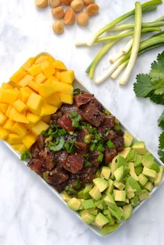 ... , Tartare & Poke on Pinterest   Ceviche, Steak tartare and Tuna poke