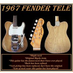 Used Fender Guitar Photos- Stratocasters, Telecasters, and other ...