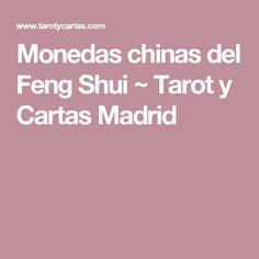 Monedas chinas del Feng Shui ~ Tarot y Cartas Madrid
