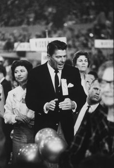 Ronald Reagan at the 1964 Republican National Convention in San Francisco. See more:  http://ti.me/PnMzCU