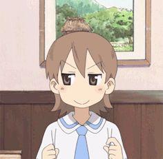 #gif #anime #anime_girl #animegirl
