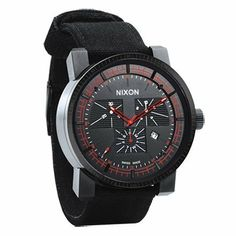 NIXON Men's NXA079001 Chronograph Dial Watch NIXON. $899.95