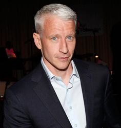 I know you play for the other team, Anderson Cooper, but I'll show you my 360 any day.