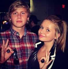 Jake and Alli Simpson GCF