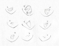 Tipos de bocas