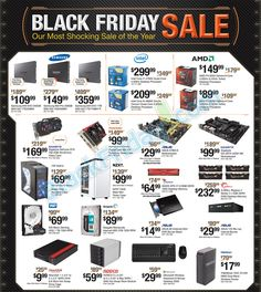 Newegg Black Friday 2014 Ad ★ Shop and ship with #borderlinx ★