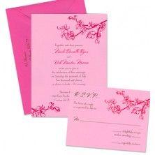 Vanessa Wedding Invitation - MyGatsby Invitations