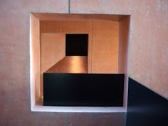 "Oteiza Museum. ""planos"" by sinera, via Flickr Birdhouses, Bird Feeders, Museum, Butterfly, Building, Wall, Inspiration, Ideas, Design"