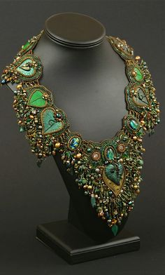 ~~NEDBeads beaded necklace | NEDBeads.com~~
