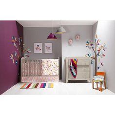 """Mamas & Papas Patternology Quilt - Birds - Mamas and Papas - Babies """"R"""" Us"""