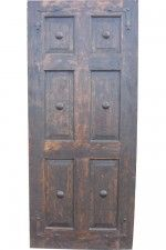 Wrought Iron Clavos are a great addition to your spanish-style doors. Accessorize your hacienda-style doors with our Rustic Door Clavos. Check out our wide selection of Rustic Door Nails today! Wood Entry Doors, Rustic Doors, Hacienda Style, Single Doors, Spanish Style, Tall Cabinet Storage, Interior Doors, Furniture, Pine