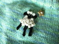 Tutorial Tuesday! – Sheeeeeeep! » Pulling at Strings - how to embroider little lambs