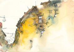 Watercolors, Sunga Park