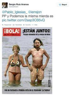 Pablo Iglesias: los mejores memes