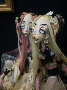 GlinaDolls — авторские куклы Галины Дмитрук