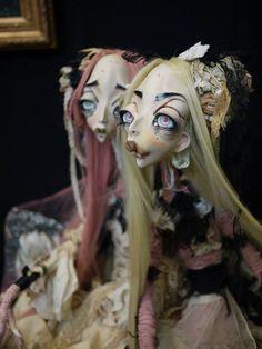 GlinaDolls — art dolls by Galina Dmitruk