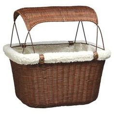 Samson Pet Bicycle Basket
