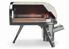 The Roccbox is a portable stone bake oven that is capable of cooking a pizza in only Oven Diy, Diy Pizza Oven, Pizza Oven Outdoor, Outdoor Cooking, Wood Oven, Wood Fired Oven, Rocket Stove Design, Food Business Ideas, Wood Burning Oven