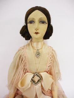 boudoir dolls | French Boudoir doll. | Vintage Dolls